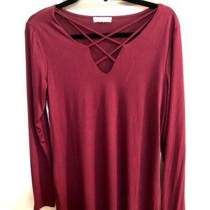 Socialite Sheath Dress - Size M